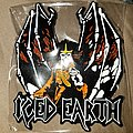 Iced Earth - Pin / Badge - Iced earth enter the realm enamel pin