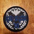 Iced Earth 30th Aniversary Limited Edition Woven Patch