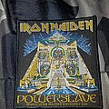 Iron Maiden - Patch - Iron maiden powerslave patch 2011
