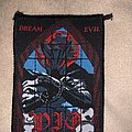 Dio dream evil vintage patch