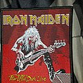 Iron Maiden - Patch - Iron maiden fear of the dark live patch