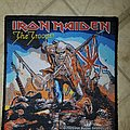 Iron maiden the trooper 2006 patch