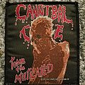 Cannibal corpse - tomb of the mutilated vintage patch