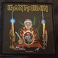 Iron maiden the clairvoyant patch