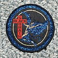 Black Sabbath - Patch - Black sabbath Henry vintage blue glitter patch