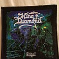 King diamond- Abigail official woven patch
