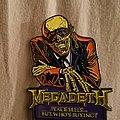 Megadeth peace sells official enamel pin Pin / Badge