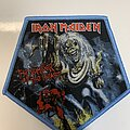 Iron Maiden - Patch - Iron Maiden - Number of the beast official patch 2021