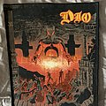 Dio - Patch - Dio - the last in line vintage back patch