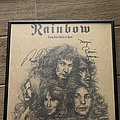 Rainbow - Tape / Vinyl / CD / Recording etc - Rainbow - Long Live Rock N' Roll Vinyl (autographed by Ronnie James Dio &...
