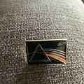 Pink Floyd - Pin / Badge - Pink Floyd - Dark Side of the Moon Old Pin