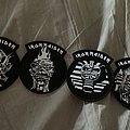 Iron Maiden - Patch - Iron Maiden 2019 official woven patches