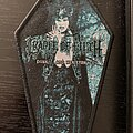 Cradle Of Filth - Patch - Cradle of filth dusk and her embrace black border coffin patch