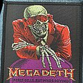 Megadeth - Patch - Megadeth - Peace Sells Patch
