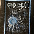 Iced Earth - Patch - Iced Earth - 30th Anniversary Set Design Bootleg Patch