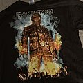Iron Maiden - TShirt or Longsleeve - Iron Maiden the wicker man/ final frontier tour shirt