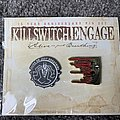 Killswitch Engage - Pin / Badge - Killswitch Engage - Alive or just breathing 15th anniversary pin set