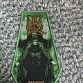 Dimmu Borgir - Patch - Dimmu Borgir - enthrone darkness triumphent coffin patch