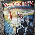 Iron Maiden - Patch - Iron Maiden 2 minutes to midnight  bootleg back patch