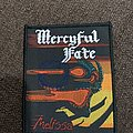 Mercyful Fate - Patch - Mercyful Fate - Melissa Official patch