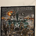 Iron Maiden - Patch - Iron Maiden - A Matter of life and death 2020 official woven patch