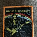 Rainbow - Patch - Rainbow orange border Ritchie Blackmore patch
