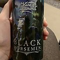 King Diamond - Other Collectable - King Diamond Black Horsemen beer
