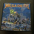 Megadeth - Patch - Megadeth - Rust in Peace 2020 patch