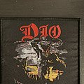 Dio - Patch - Dio - Holy Diver/Murray Patch
