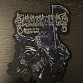 Dissection - Patch - Dissection - storm of the lights bane official shaped patch (pull the plug...