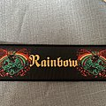 Rainbow - Patch - Rainbow Rising vintage superstrip