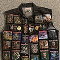 Iron Maiden - Battle Jacket - Iron Maiden tribute vest