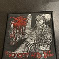 Darkthrone - Patch - Darkthrone- FOAD patch