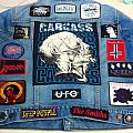 Battle Jacket in progress