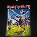 Iron Maiden L.A. event shirt