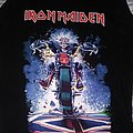 "Iron Maiden ""Don't Walk"" long sleeve TShirt or Longsleeve"