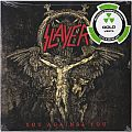 "Slayer ‎– You Against You  Nuclear Blast ‎– NB 3775-1 : Vinyl, 7"", 45 RPM, Single, Limited Edition, Gold"