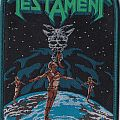 Testament combined patch-limited edition 2016