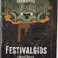 Arch Enemy - Other Collectable - dynamo metalfest festival catalog 18-07-2015