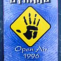 DYNAMO OPEN AIR 1996 59 Times the Pain, 7 Zuma 7, Altar, Anathema, Bambix, Channel Zero, CIV, Cooper, Dearly Beheaded, Dog Eat Dog, Down By Law, Drain, Dreamgrinder, Eboman, Frozen Sun, Galactic Cowboys, Gorefest, Gurd, H20, Merauder, Millencolin, Neurosi