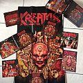 Kreator – Hordes Of Chaos - Ultra Riot  – SPV 91978 Box Tape / Vinyl / CD / Recording etc