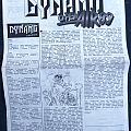 DYNAMO OPEN AIR 1989 Sacred Reich, Savatage, Amored Saint, Forbidden, Holy Moses , Sleez Beez