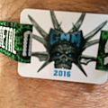 Bliksem - Other Collectable - graspop entree bracelet 18th of june 2016 dessel belgium