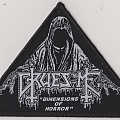gruesome dimensions of horror triangle patch
