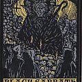 black sabbath the end  tour patch - limited edition