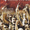Ozzfest postcard/sticker