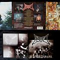 Blood  – Ο Άγιος Πέθανε Dunkelheit Produktionen – DP064 LIMITED ED Tape / Vinyl / CD / Recording etc