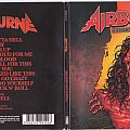Airbourne ‎– Breakin' Outta Hell Spinefarm Records ‎– SPINE799192