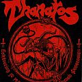 thanatos sticker Celebrating 30 yerars of pure deasth/thrash possession Other Collectable