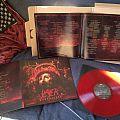 Slayer – Repentless NB 3359-27361, 33591  Vinyl, LP, Album, Lim. Ed., Red